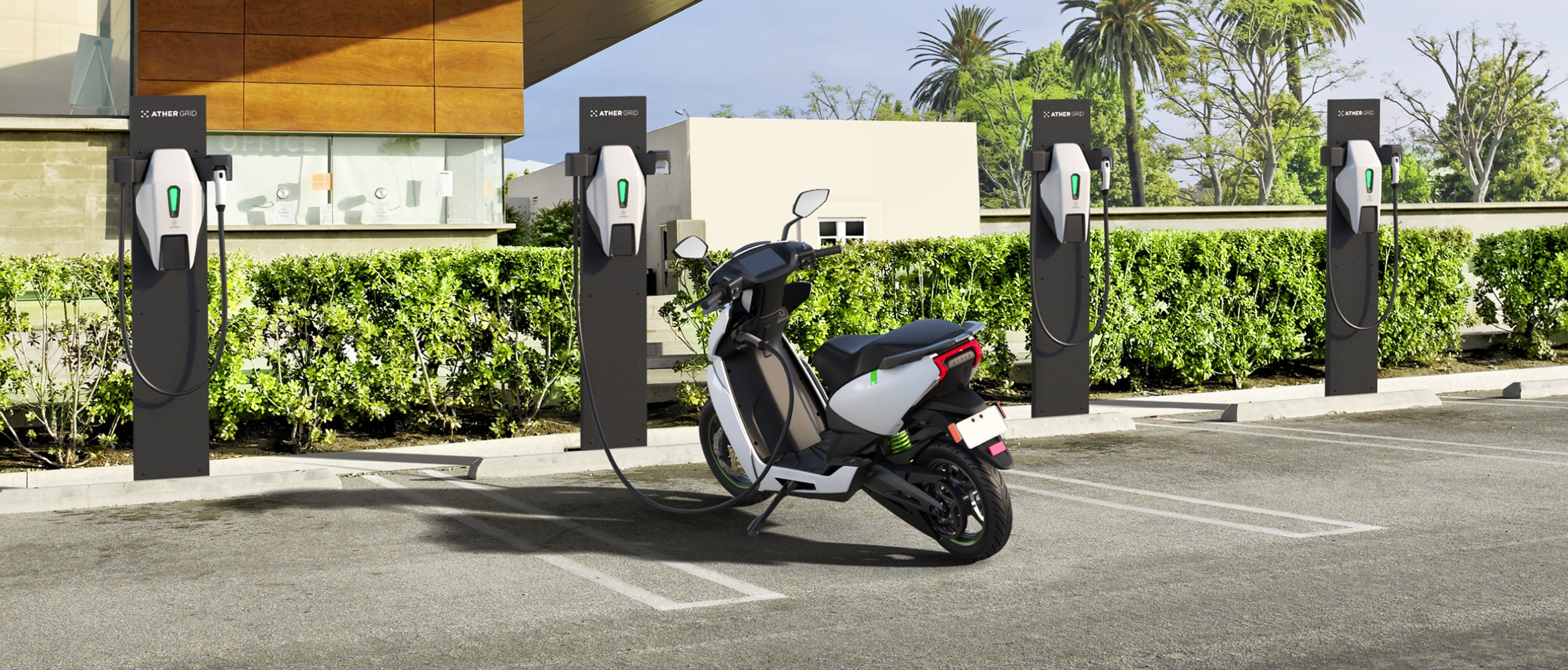Ather Grid Charging Station