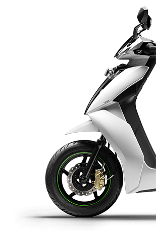 Smart Electric Scooter Ather 450